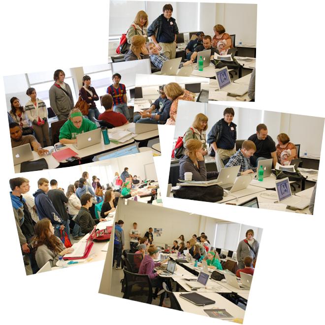 Class of 2012 Visit